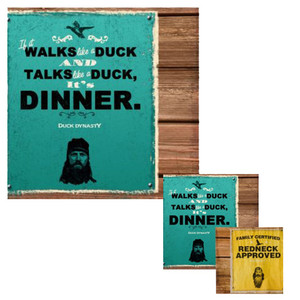 Duck Dynasty Lunch Napkins
