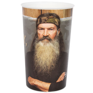 Duck Dynasty Phil 22oz Cup