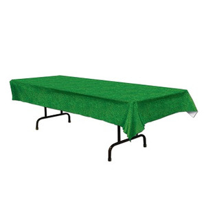 Grass Tablecover Party Accessory