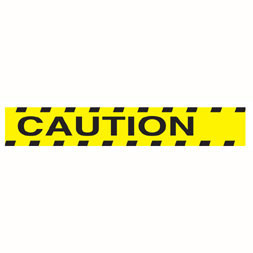 Caution Party Tape Party Accessory