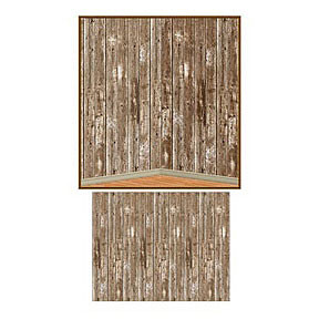 Barn Siding Backdrop 1 Pkg