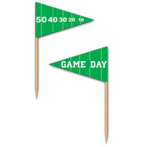 Game Day Football Picks 50 Count