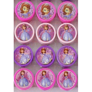 Sofia The First Mini Stamper Favor