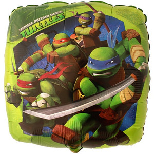 Teenage Ninja Turtles Party Balloon