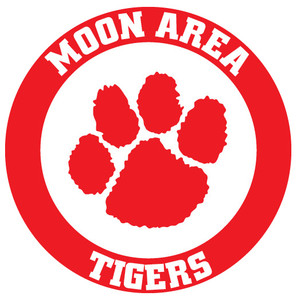 4-ft Moon Area Tigers Jointed Spirit Banner