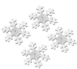 Assorted Winter Snowflakes