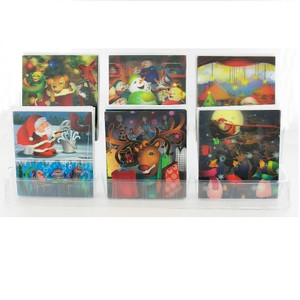 3D Holiday Gift Card Holder