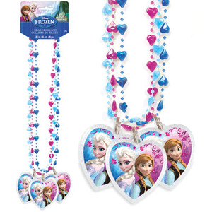 Disney Frozen Beaded Necklace Favors