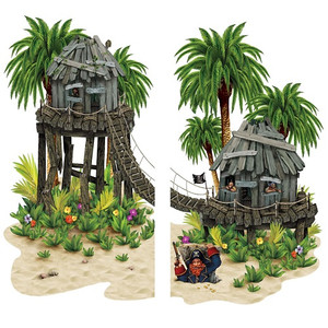 Pirate Hideaway Prop Add-On
