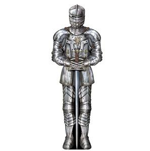 Suit of Armor Cutout