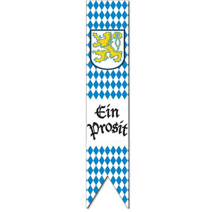 Jointed Oktoberfest Pull-Down Cutout