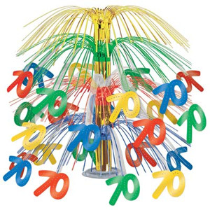 70 Cascade Centerpiece Party Accessory