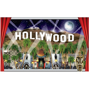Hollywood Insta-View Scene Window Prop