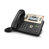 Yealink SIP-T23G Executive Gigabit IP Phone with POE