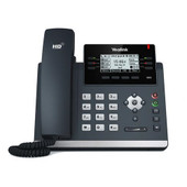 Yealink SIP-T41S Executive Gigabit IP Phone with POE 6 Line No PWS