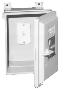 Outdoor Weatherproof Pool Phone Wall Box