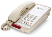 Scitec Aegis-TP-08 Two Line Speakerphone Hotel Phone Ash 89001