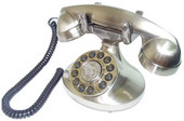 Alexis1922 Decorator Phone SILVER