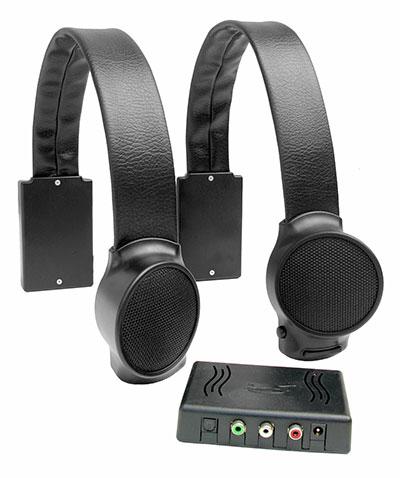 Alternative to TV Headphones