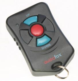 Audio Fox Undercover Remote