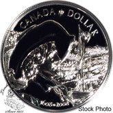 Canada: 2008 $1 400th Anniversary of Quebec City BU Silver Dollar Coin