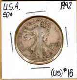 United States: 1942 Half Dollar #2