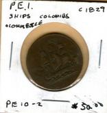 P.E.I. Ships Colonies & Commerce c. 1829 PE-10-2