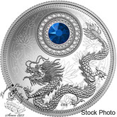 Canada: 2016 $5 Birthstones September Silver Coin
