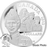 Canada: 2012 $5 Georgina Pope Pure Silver Coin