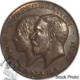 Canada: 1927 Confederation Medallion