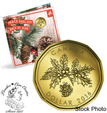Canada: 2016 Holiday Gift Set with Special Loonie