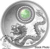 Canada: 2016 $5 Birthstones October Silver Coin