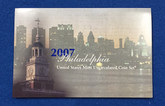 United States: 2007 Philadelphia Coin Set