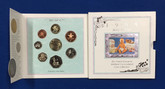 United Kingdom: 1995 Uncirculated Baby Gift Coin Set