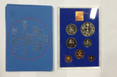 United Kingdom: 1977 The Decimal Coinage of Great Britain and Northern Ireland Coin Set