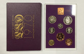 United Kingdom: 1970 The Coinage of Great Britain and Northern Ireland Coin Set