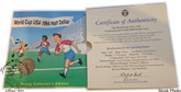 United States: 1994 50 Cent Half Dollar World Cup Young Collector's Edition Coin