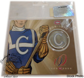 Canada: 2009 50 Cent Montreal Canadiens Centennial Series 6 of 6 Coin