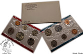 United States: 1970 Mint Coin Set(has 1970 mint set written on envelope)