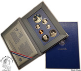 United States: 1986 Prestige Proof Coin Set