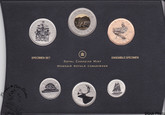 Canada: 2013 Specimen Coin Set - Blue-winged Teal