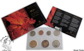 Canada: 2009 Proof Like / Uncirculated World Money Fair Coin Set