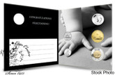 Canada: 2013 Personalizable Baby Gift Coin Set