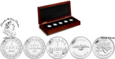 Canada: 2012 Farewell to the Penny Silver Coin Set