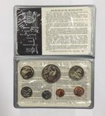 New Zealand: 1984 Coin Set