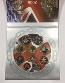 Great Britain: 2006 Uncirculated Coin Collection