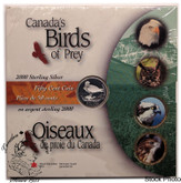 Canada: 2000 50 Cents Birds of Prey Osprey Coin