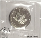 Canada: 1989 $5 1 oz Silver Maple Sealed