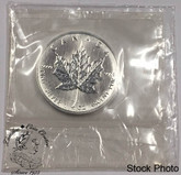 Canada: 1992 $5 1 oz Silver Maple Sealed