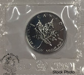 Canada: 1999 $5 1 oz Silver Maple Sealed